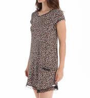 Kensie Fun Times Short Sleeve Sleepshirt 2316235