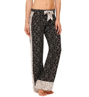 Kensie Summer Safari Wide Leg Pant 2616257