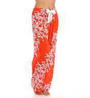Kensie Summer Safari Wide Leg Pant 2816257