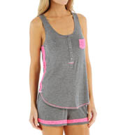 Kensie Bright Night Tank & Boxer Set 3016250