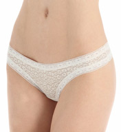 Kensie Mattie Lace Thong 6413500
