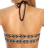 L Space Night Tribe Double Trouble Strap Back Swim Top NT05T15