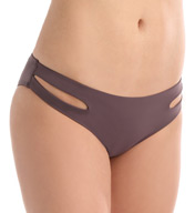 L Space Sensual Solids Estella Full Coverage Swim Bottom SS32F14