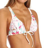 L Space West of Santa Fe Knotty Swim Top WS93T15