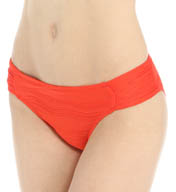La Blanca Power Play Side Shirred Hipster Swim Bottom LB5K396