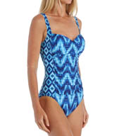La Blanca Desert Mirage OTS Sweetheart One Piece Swimsuit LB5R113