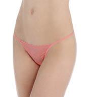 La Perla Rosa Lace G-String Panty 16828