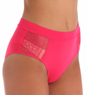 La Perla Narcissus High Waist True Brief Panty 19118