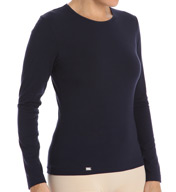 La Perla New Project Long Sleeve Tee 20324
