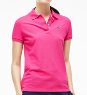 Lacoste Short Sleeve Classic 100% Cotton Pique Polo PF6958-51