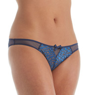 L'Agent by Agent Provocateur Odessa Brazilian Brief Panty L106-36