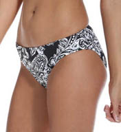 Lauren Ralph Lauren Swimwear Deauville Paisley Hipster Swim Bottom LR5F293