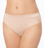 Le Mystere Safari Smoother Hi Cut Brief Panty 2478
