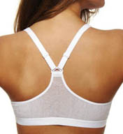 Leading Lady Front-Closure Crossover Seamless Cup Bra 5048