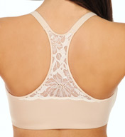 Lilyette Elegant Lift and Smooth Front Close T Back Bra 830