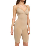 Lipo in a Box Core Firm Control Long Leg Bodysuit with Underwire 1657100
