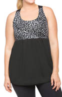 Lola Getts Lola Baby Doll Tank Plus Size MY100