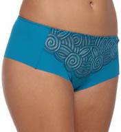 Lou Ethnic Chic Boyshort Panty 51623