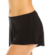 MagicSuit Solid Jersey Tap Pant Swim Bottom 453670