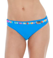 Maidenform Beach Wave Runner Hipster Swim Bottom 446B277