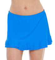 Maidenform Beach Solid Skirted Swim Bottom 753B581