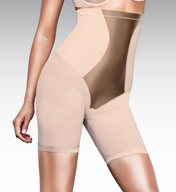 Maidenform Easy Up Hi Waist Thigh Slimmer 1455