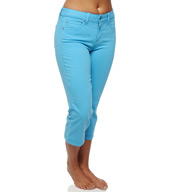 Miraclebody Annette Cropped Jean 4212C