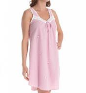 Miss Elaine Seersucker Gown 159624