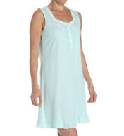 Miss Elaine Cottonessa Sleeveless Chemise 224835