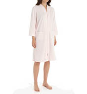 Miss Elaine Silkyknit French Terry Robe 361424