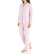 Miss Elaine Honeycomb Cable PJ Set 401844
