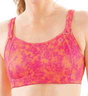 Moving Comfort Fiona Limited Edition Printed Bra 350003L