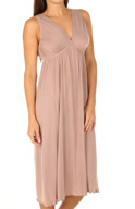 Mystique Intimates Celia Long Knit Gown 71925