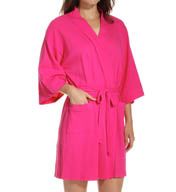 N by Natori Sleepwear Aura Short Robe UC4009