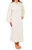 N by Natori Sleepwear Yume Zip Caftan VC0004