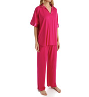 N by Natori Sleepwear Congo Tunic Pajama Set VC6022