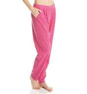 N by Natori Sleepwear Chiyo Printed Oasis Pant YC7006