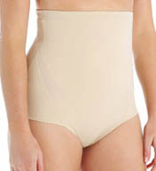 Naomi & Nicole Leg Comfort Hi Waist Brief Panty 7045