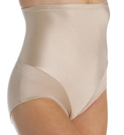 Naomi & Nicole Smooth Away Back Magic Hi-Waist Brief Panty 7115
