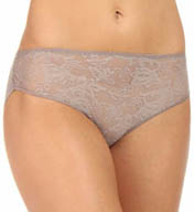 Naomi & Nicole Wonderful Edge Lace Front Hipster Panty A1053