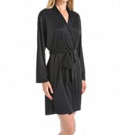 Natori Sleepwear Aphrodite Short Wrap Robe J74288