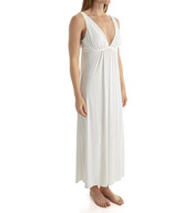 "Natori Sleepwear Aphrodite 52"" Solid Knit Gown L73167"