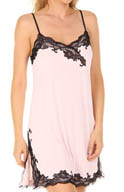 Natori Sleepwear Adore Chemise with Lace Trim Q78014