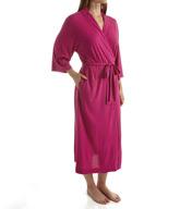 """Natori Sleepwear Shangri-la 49"""" Robe S88274"""