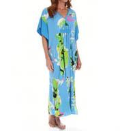 Natori Sleepwear Lana Printed Caftan W70003