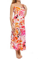 Natori Sleepwear Zelda Printed Long Gown W73002