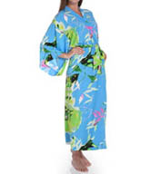 Natori Sleepwear Lana Printed Long Robe W74003