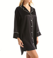 Natori Sleepwear Charmeuse Essentials Sleepshirt X72200
