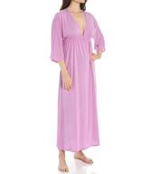 Natori Sleepwear Shangri-La Modal Knit Long Lounger Y70123