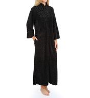 Natori Sleepwear Ritz Zip Caftan Z70090